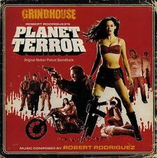 Grindhouse: Planet Terror  - Original Soundtrack [2007] | Robert Rodriguez | CD