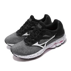 Mizuno-Wave-Rider-23-Grey-Black-White-Womens-Running-Shoes-J1GD1903-72