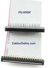 6-inch 44-Pin Female to 44-Pin Male IDE Extension Cable