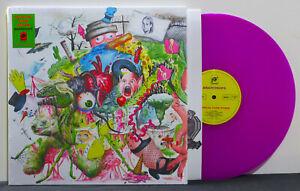 TROPICAL-FUCK-STORM-039-Braindrops-039-NEON-VIOLET-Vinyl-LP-Poster-Download-NEW