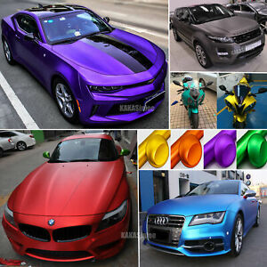 UK Pearl Candy Chrome Super Car Vinyl Wrapping Bubble,Air Free Many Colours,fun