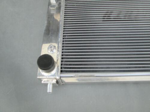 SVT V8 4.6L 5.4L 2Row Core Aluminum Radiator Manual FOR 97-04 FORD MUSTANG GT
