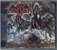LIZZY BORDEN MENACE TO SOCIETY + 4 BONUS TRACKS SEALED CD NEW