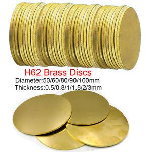 Round Mild Steel Zintec Blank DISCS choose 25mm-89mmØ x0.9mm thick NoBurrUK