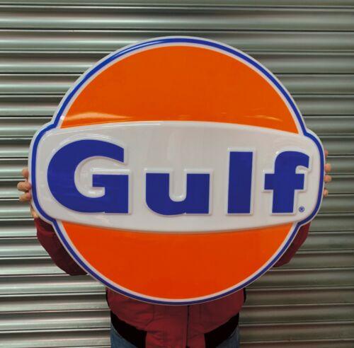 LAMBRETTA SCOOTER LED ILLUMINATED LIGHT UP BOX SIGN GAS OIL GARAGE AUTOMOBILIA