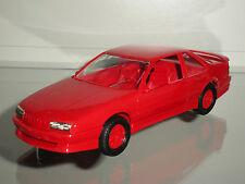 1/25 1991 CHEVROLET BERETTA GTZ RED PROMO ERTL-3