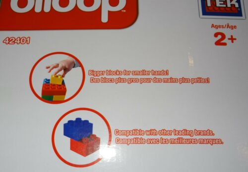 bildop 150 PCS BricTek Bigger Blocks for Smaller Hands Building Construction