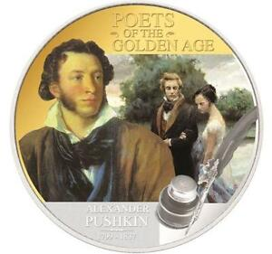 pushkin and the golden age of Aleksandr sergeyevich pushkin 26 may 1799  he published his first poem at the age of  tale of tsar saltan, and the golden cockerel cui's.
