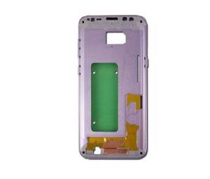Rahmen Hinten Gehäuse Body Zentrale Für Samsung Galaxy S8 Plus/G955F/ Lila