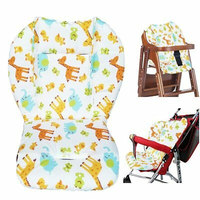 Baby Stroller/high Chair Seat Cushion Cover Breathable (zoo) Always Buy Good
