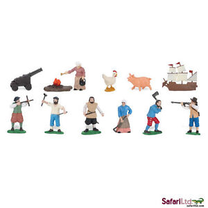 Jamestown Toob/Safari Ltd/toob/settlers/toy