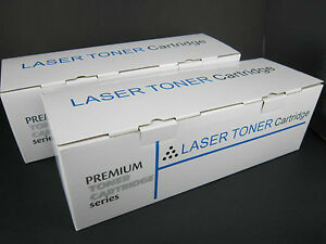 2 x Compatible Toner TN1070 for  Brother HL 1110, DCP 1510, MFC 1810, 1500pgs