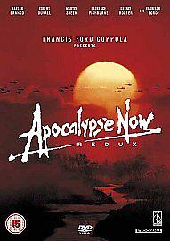 1 of 1 - Apocalypse Now Redux (DVD, 2012)