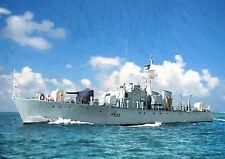 HMS AXFORD -  LIMITED EDITION ART (25)