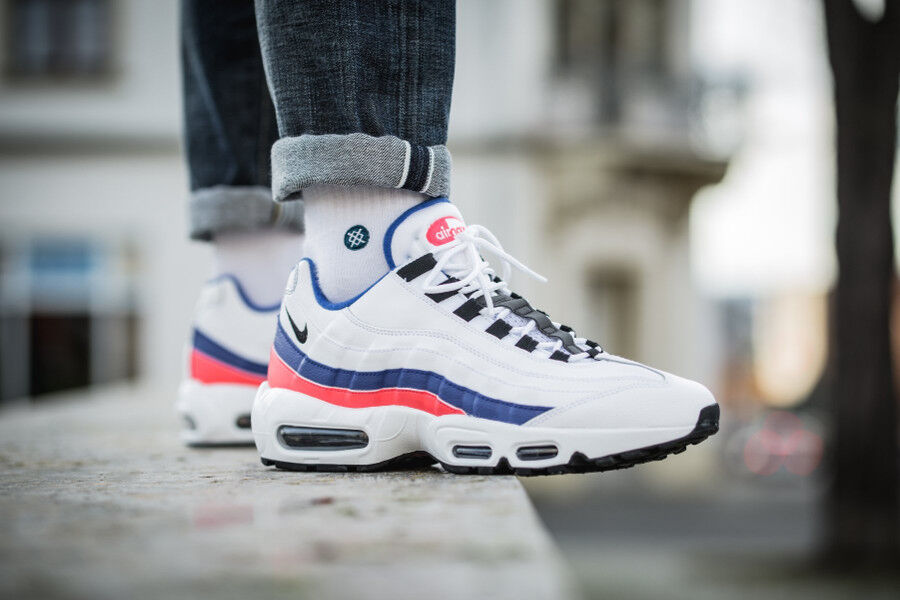 Nike Air Max 95 Essential Men's Shoes 749766-106 Comfortable Wild casual shoes