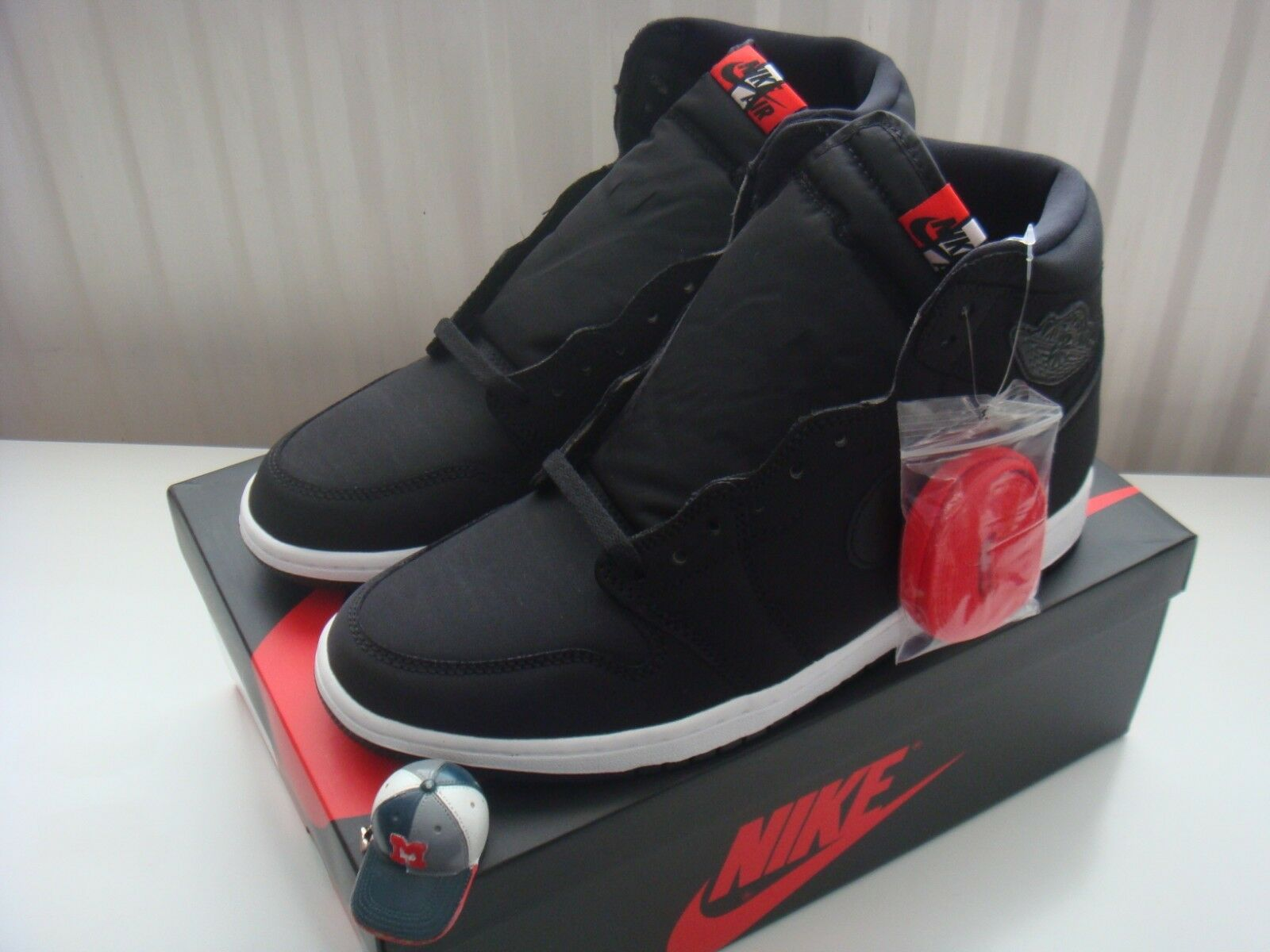 Nike Air Jordan I 1 x PSG US 11.5 UK 10.5 Paris Saint-Germain Union Resale Brot