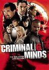 Criminal Minds Sixth Season 0097368207745 DVD Region 1