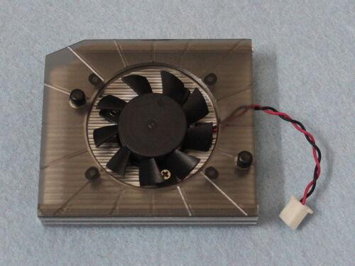 NVIDIA Geforce 7200 7300 8400 8600 9400 9500 Video Card Cooler Cooling Fan 55mm