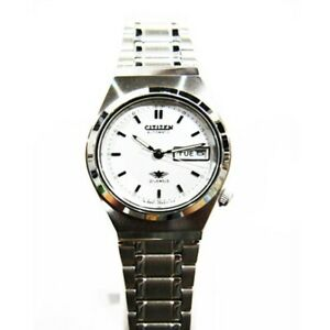 Citizen-Classic-Automatic-Women-039-s-Stainless-Strap-Watch-PD2460-62A