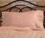 SAWYER-MILL-RED-TICKING-STRIPE-Pillow-Case-Set-Farmhouse-Bedding-VHC-Brands thumbnail 1