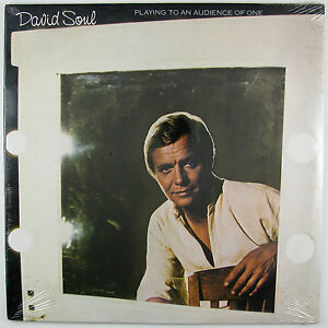 DAVID-SOUL-Playing-To-An-Audience-Of-One-LP-1977-SOFT-ROCK-SEALED-UNPLAYED