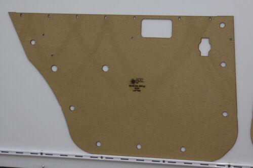 Mazda 626 1978-82 Sedan Door Cards Blank Trim Panels