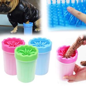 Responsable Portable Pet Paw Piston Mud Cleaner Laveuse Mudbuster Pour Chien Chat Pet Paw Cleaner-afficher Le Titre D'origine