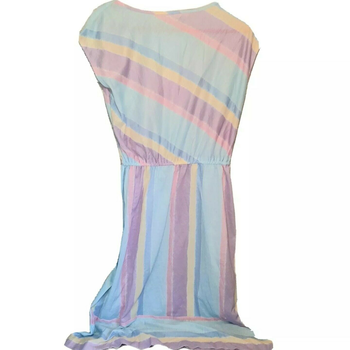 Vintage Ms. Claire New York Sleeveless Easter Dre… - image 5