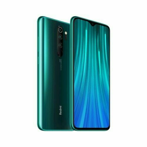 xiaomi: Xiaomi Redmi Note 8 PRO Dual Sim 64GB+6GB RAM 4G LTE 6.5″ Green Verde Global