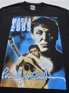 Image result for Paul McCartney T Shirt AND ebay