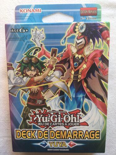 YS16 VF//NEUF Ed1 #TradingKards Yu-Gi-Oh Deck de Démarrage Yuya 2016