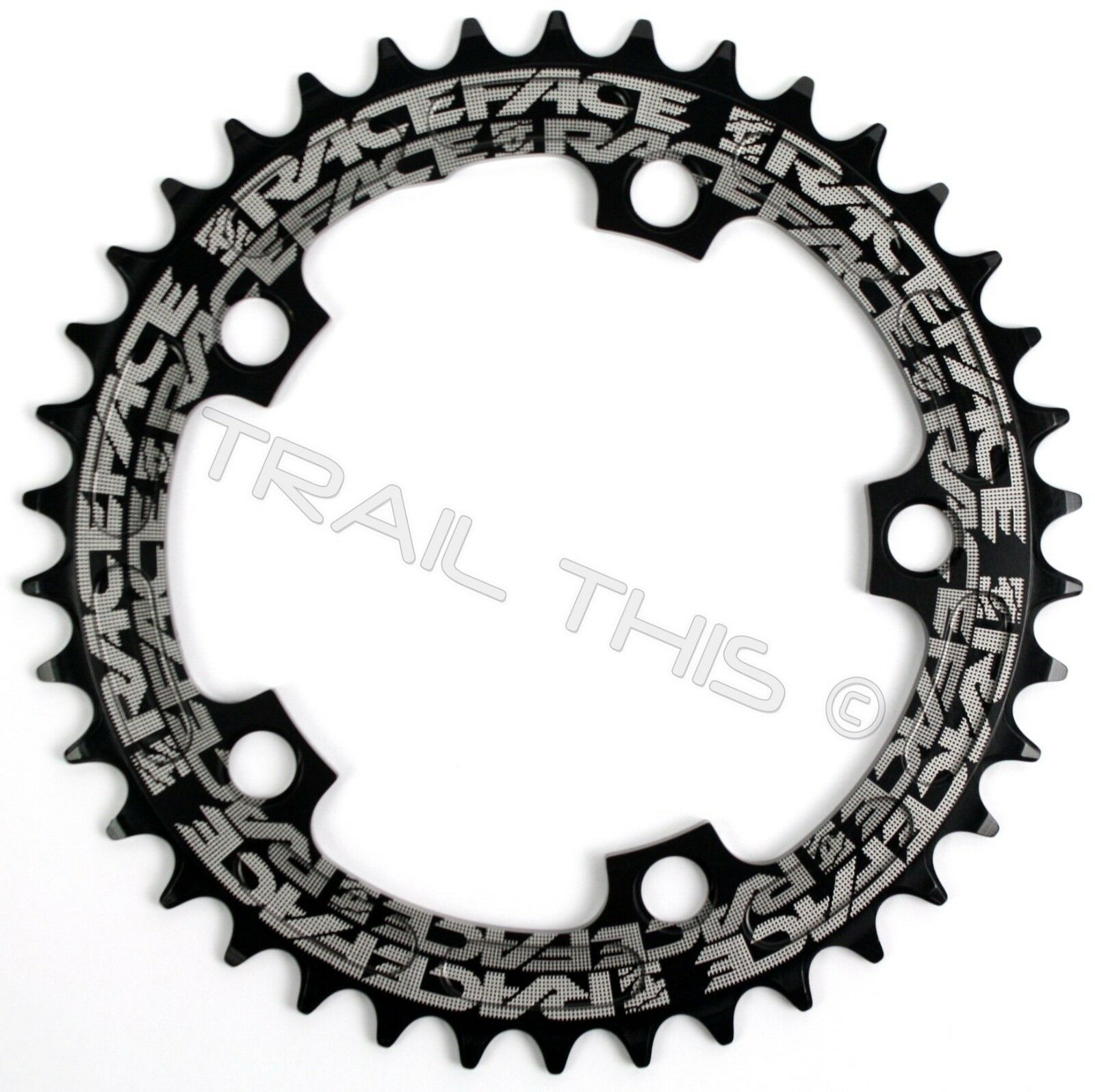 Race Face Single Narrow-Wide NW 1 x 9 10 11-Speed MTB Bike Chain Ring x 110 BCD