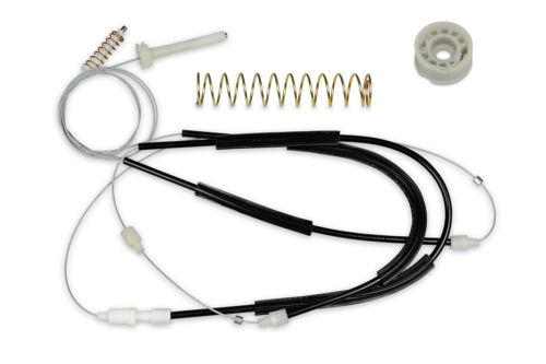 Fensterheber Reparaturersatz Seile Vorne Links für VW Eos CC Cabrio 1Q0837461