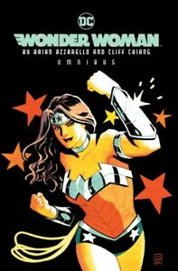 Wonder-Woman-by-Brian-Azzarello-and-Cliff-Chiang-Omnibus-Hardcover-by-Azzare