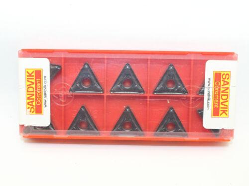 TNMG332-PM 4325 CNC Carbide Turning Inserts Sandvik 10Pcs TNMG160408-PM