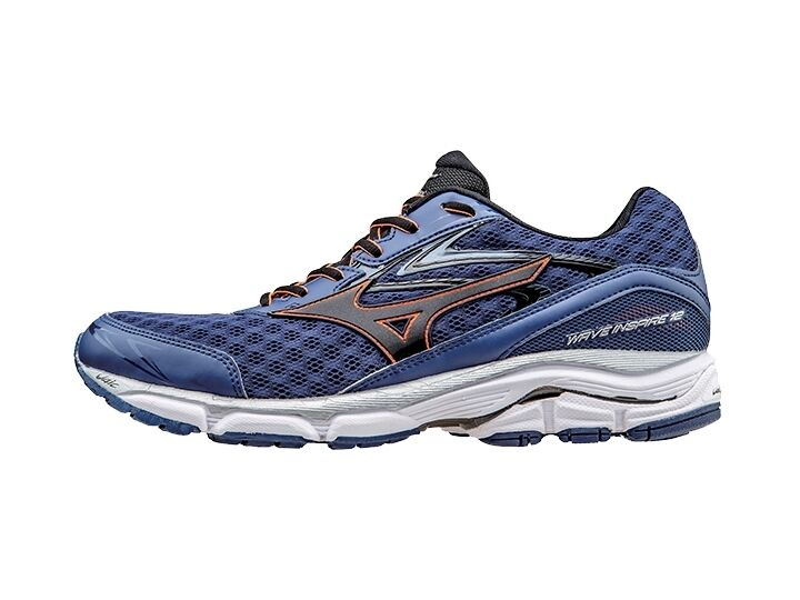 buy online 43d69 526e1 Mizuno Wave Inspire 12 12 12 Mens Runners (D) (411) + FREE AUS DELIVERY  a9be19