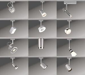 paulmann urail schienensystem verschiedene spots deckenleuchte schiene ebay. Black Bedroom Furniture Sets. Home Design Ideas