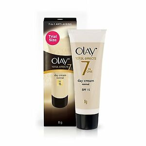 Olay Total Effects 7 In 1 Anti-Ageing Normal Day Cream SPF-15 - (8g)