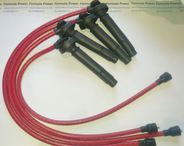 Subaru Impreza 1.6 16v 10mm Formula Power Rendimiento de Carrera Cable HT FP798