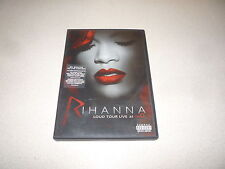 RIHANNA LOUD TOUR LIVE AT THE 02 DVD
