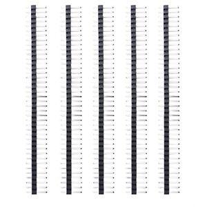 20-PEZZI-2-54mm-PASSO-40Pin-maschio-dritto-intestazione-PIN-connettore-striscia-Z4B6