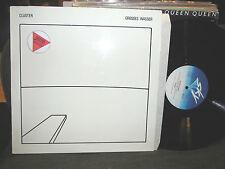 CLUSTER Grosses Wasser LP orig SKY 027 KLUSTER brian ENO '79 roedelius & moebius