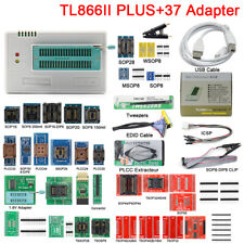 Newest Tl866ii Plus High Speed Universal Programmeradapterstest Clip Pic Bios