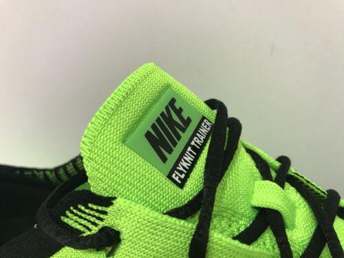 2012 7 301 5 Nike Sz Blanc 532984 Og Electric Noir Vert Flyknit Trainer SMVGLqpUjz