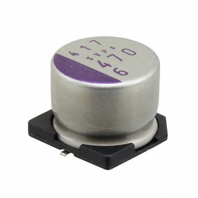 16V 10V 6.3V 105C SMD Capacitor 25CV470AX 10mmX10.2mm 20 SANYO 470uF 25V Good 4