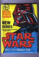 1977 Topps STAR WARS (Series 2) Wax Pack Fresh From Box RED Helmet!
