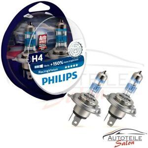 Philips-Racingvision-H4-hasta-150-mas-Lampara-Halogena-12342RV-S2-Duo-2-Stk
