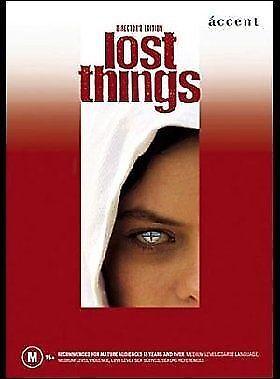 Lost Things (DVD, 2008) Rare Australian Movie