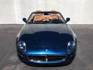 2003 Maserati Spyder Cambiocorsa.