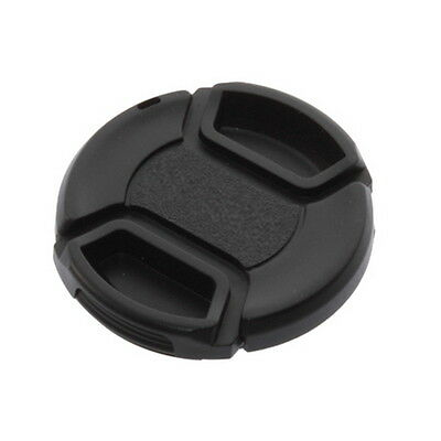52mm Front Lens Hood Cap Cover for all Canon Lens Filter with cord VA